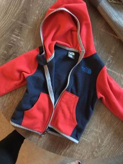 12-18 month north face jacket
