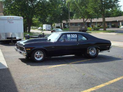 70 Chevy Nova