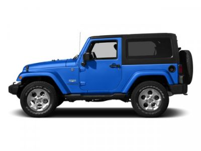 2014 Jeep Wrangler Sport (Hydro Blue Pearl Coat)