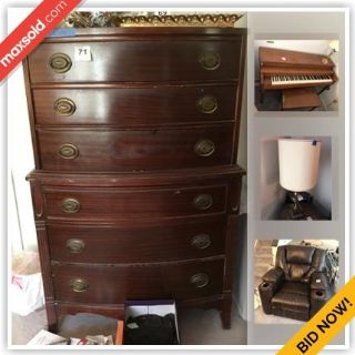Hamilton Square Estate Sale Online..