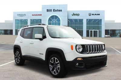 2018 Jeep Renegade Latitude (Alpine White)