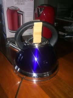 Brand New in Box Water Kettle by Alexa