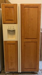 GE Refrigerator (Arctica Side-By-Side Profile Series)