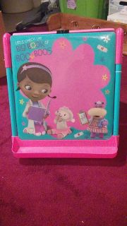 Doc dry erase board and art easel