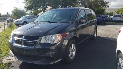 2011 Dodge Grand Caravan Mainstreet (Grey)
