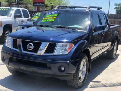 Used 2007 Nissan Frontier Crew Cab for sale