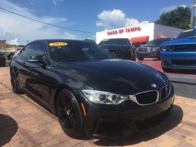2014 BMW Integra 435i (Black)