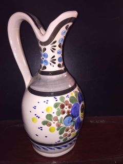 LARGE VASE WATER PITCHER