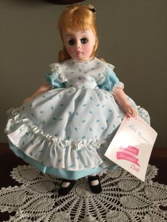 12 Madame Alexander Amy Doll