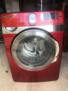 Samsung 4.5 Cu Ft Frontload Washer