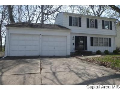3 Bed 2 Bath Foreclosure Property in Decatur, IL 62521 - Hackberry Dr