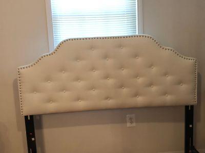 Queen Bed Headboard