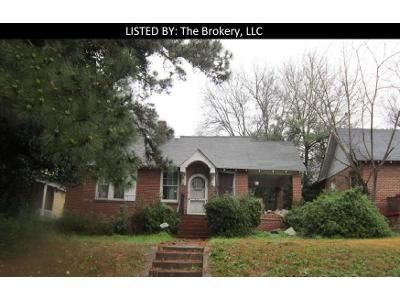 2 Bed 1 Bath Foreclosure Property in Macon, GA 31204 - Montpelier Ave