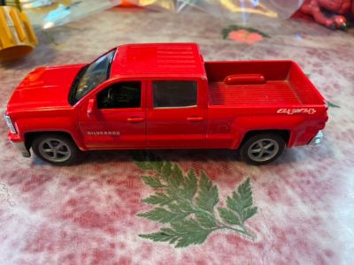 Silverado cast toy - collection 4x4