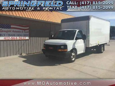 Used 2012 GMC Savana Commercial Cutaway for sale