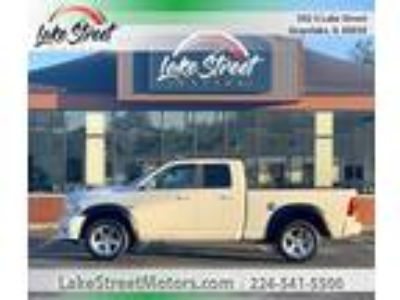 Used 2010 DODGE RAM 1500 For Sale