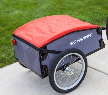 Looking for a beat up bicycle trailer