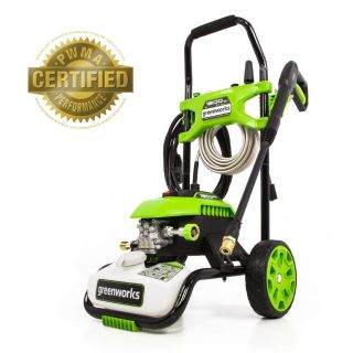 Greenworks 1800 PSI pressure washer* New