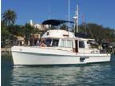 46' Grand Banks 46 Trawler 1984