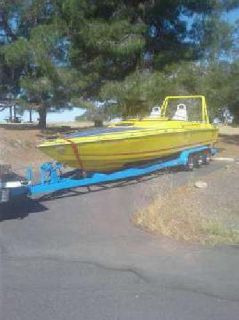 1980 Charger Boat
