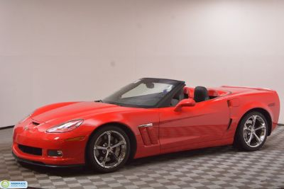 2011 Chevrolet Corvette Z16 Grand Sport (Torch Red)