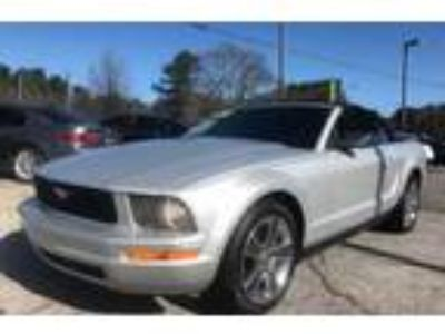 Used 2008 Ford Mustang Premium Convertible