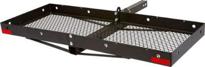 Purchase NEW 48x20 FOLDING CARGO CARRIER LUGGAGE RACK BASKET-HITCH HAULER (CC-F4820-DLX) motorcycle in West Bend, Wisconsin, US, for US $94.99