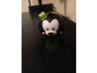 Disney Tsum Tsum Stack Vinyl Goofy MEDIUM Figure VHTF Series