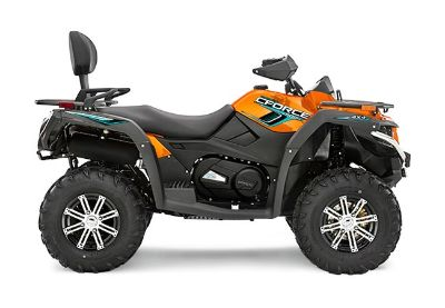 2017 CFMOTO CForce 500 HO EPS Utility ATVs Guilderland, NY