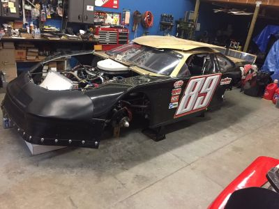 Bull City Super Late Model