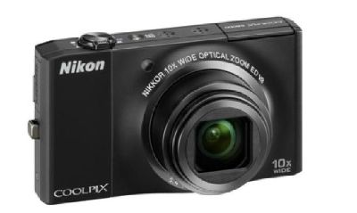 Nikon COOLPIX S8000 black