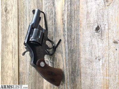 For Sale: Colt official police .38 spl