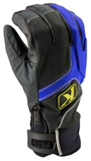 Find 2013 Klim Men's Powerxross Snowmobile Gore Tex Glove Blue 2XL motorcycle in Ashton, Illinois, US, for US $89.99