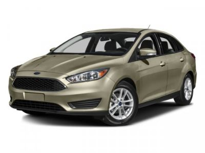 2016 Ford Focus SE (Red)
