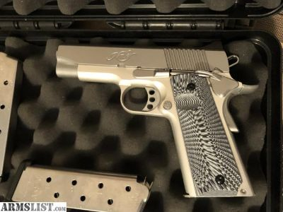 For Sale: Kimber stainless pro carry ii with meorolite night sights