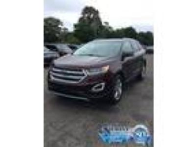 $27442.00 2018 FORD Edge with 21962 miles!