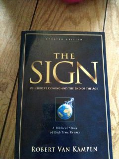 The Sign of Christ's Coming