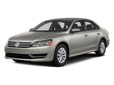2014 Volkswagen Passat TDI SEL Premium (BLACK)