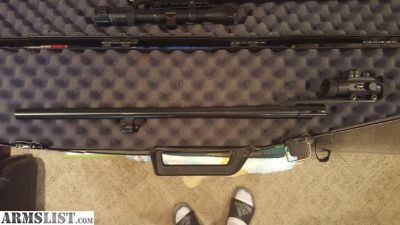 For Sale/Trade: Mossberg 500 12ga rifled slug barrel