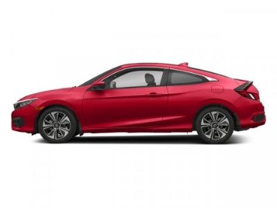 2018 Honda CIVIC COUPE EX-L (Rallye Red)