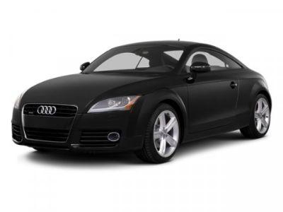 2014 Audi TT 2.0T quattro Premium (BLACK)