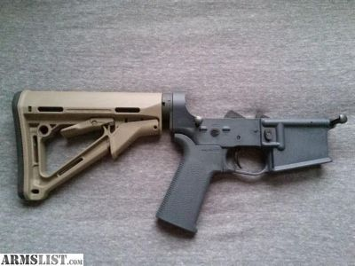 For Sale/Trade: AR-15 Complete Lower