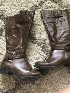 Riding boots 71/2