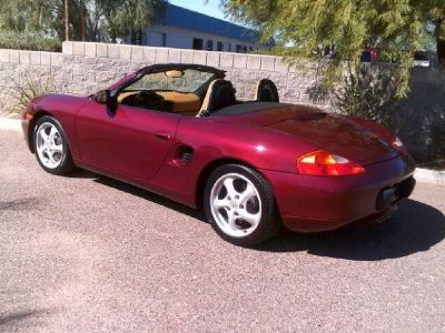 ***Arizona Select Rides **90's Porsche Boxsters and Cayanne's
