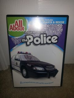 All About the Police/All About Search & Rescue dvd