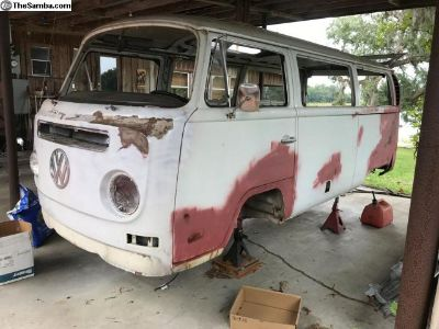 1971 Westfalia Project