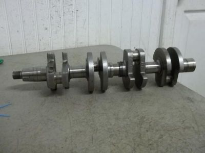 Sell GOOD CLEAN USED MERCURY 50 HP CRANKSHAFT motorcycle in Scottsville, Kentucky, US, for US $140.00