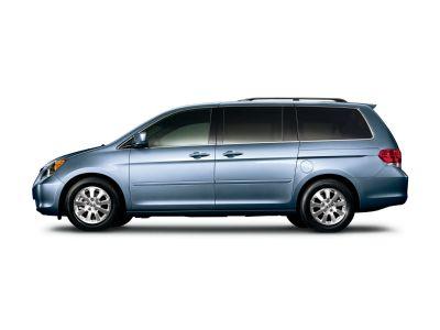 2008 Honda Odyssey EX-L (Silver Pearl Metallic)