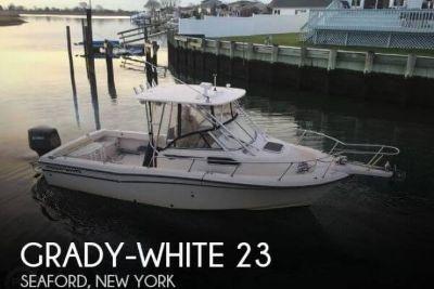 1999 Grady White 228 Seafarer