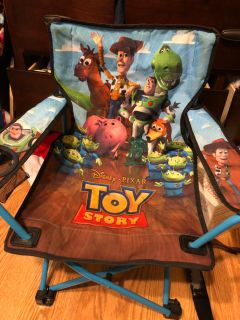 Toy story toddler chair